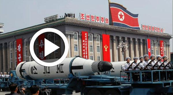 بالفيديو: تهديد مصوَّر من كوريا الشمالية بتدمير أمريكا