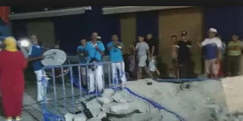 رئيس بلدية الكرم يعلّق على الاحتفال بمرور 30 يوما على حفرة