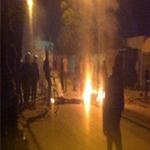 اشتباكات بين محتجين وأعوان الأمن في الكرم الغربي