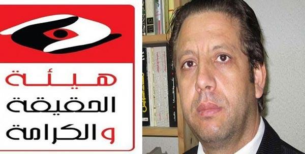 Séances d'audition de l'IVD : les victimes de la chevrotine n'ont jamais été au programme, selon Khaled Krichi