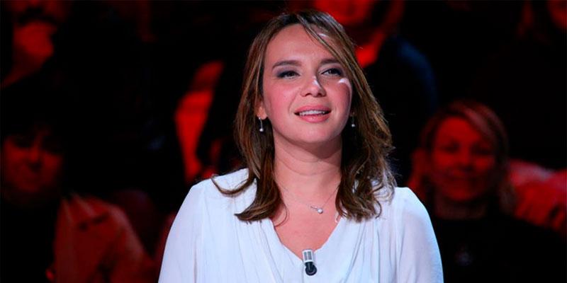 En photo : Maya Ksouri quittera-t-elle Elhiwar Ettounsi ?