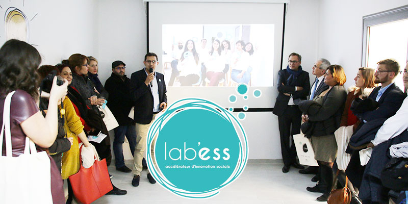 En vidéos : Iftiteh du nouveau Lab'ess, l'accélérateur d'innovation sociale