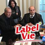 LABEL'VIE, première chaîne de supermarchés au Maroc visite le Cepex