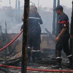 En photos-incendie à proximité de Carthage Land  : Des cas d'évanouissement enregistrés