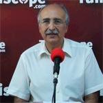 Abderrahmane Ladgham, tête de liste du Parti Ettkattol à la Manouba
