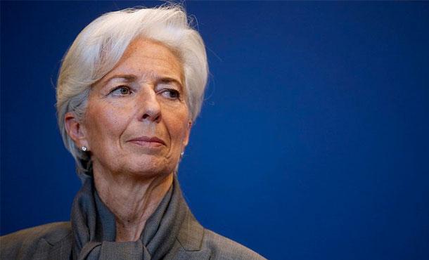 Christine Lagarde évoque une reprise mondiale mais aussi le besoin de réformes