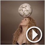 En Vidéo : 'La La La' le nouveau clip de Shakira avec Gérard Piqué et leur fils Milan