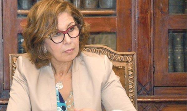 وزيرة المالية: '' من يدعو إلى استقالتي خليه يدعو على روحو''