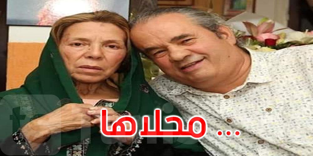 لمين النهدي: سعاد محاسن نحبها أكثر من قبل...محلاها