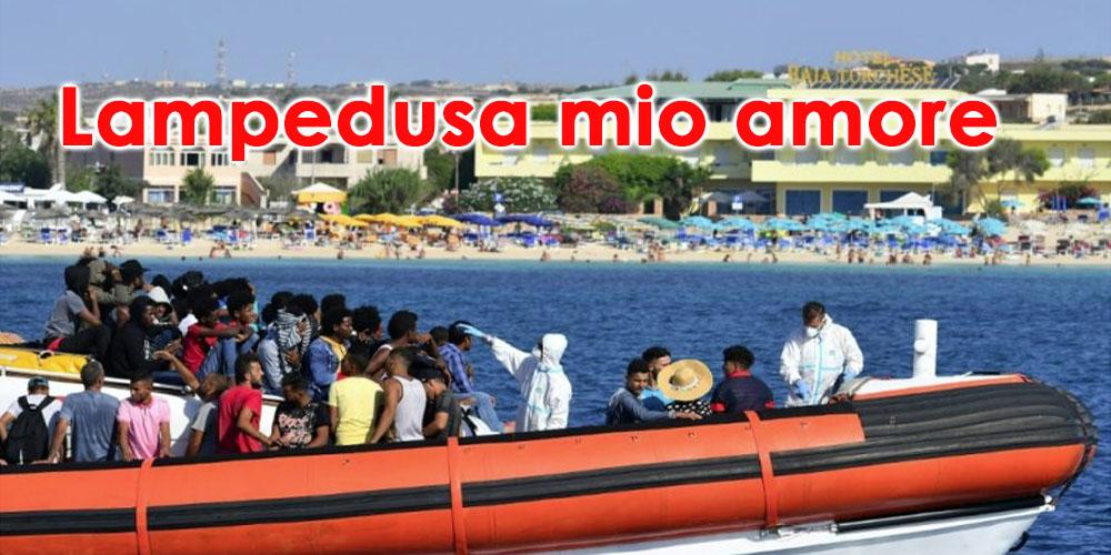Les migrants tunisiens énervent les autorités italiennes