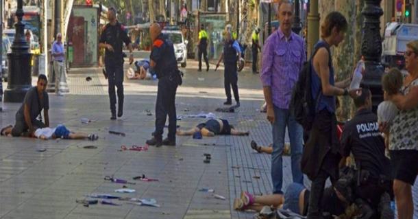 التعرف على هوية 3 جثث لمغاربة يُشتبه بارتكابهم اعتداءات إسبانيا