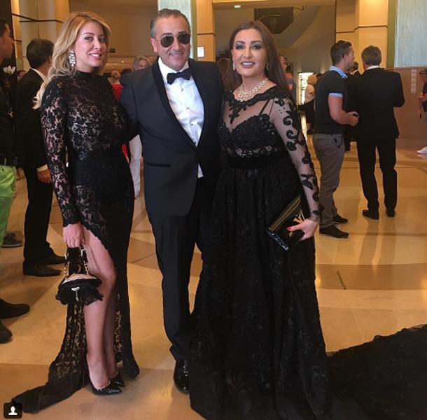 En photos…Festival de Cannes 2017 : Latifa fait sensation dans une jolie robe signée Ali Karoui