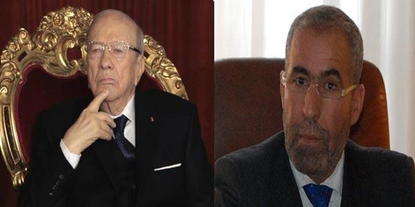 Le nouveau parti de Béji Caïd Essebsi est une bombe fumigène selon Lazher Akremi