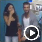 En vidéo : Accueil triomphal de Leila Ben Khelifa à son arrivée à Tunis
