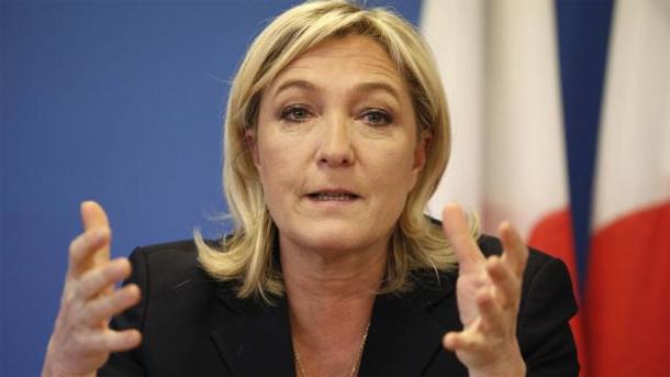 Le Parlement européen lance la procédure de levée de l'immunité de Le Pen