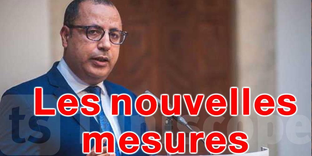 Dernière-minute : Les nouvelles mesures annoncées