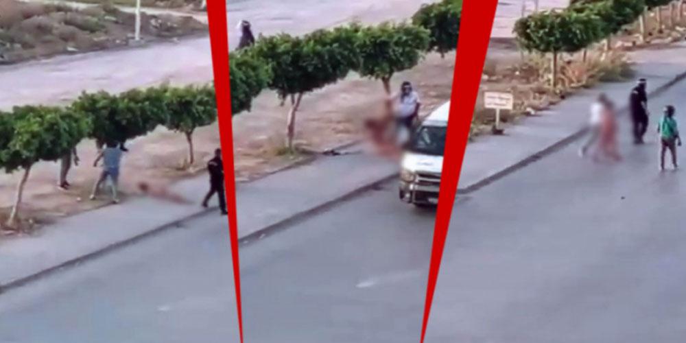 الإفراج عن شاب سيدي حسين السيجومي