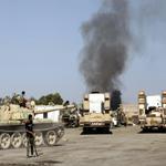 ليبيا: اشتباكات قرب مطار بنينا والجيش يعلن حالة الطوارئ