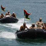 البحرية الليبية تلقي القبض على 37 صيادا تونسيا