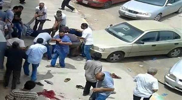 ليبيا:حارس مصرف يفتح النار على مواطنين رفضوا الوقوف في طابور