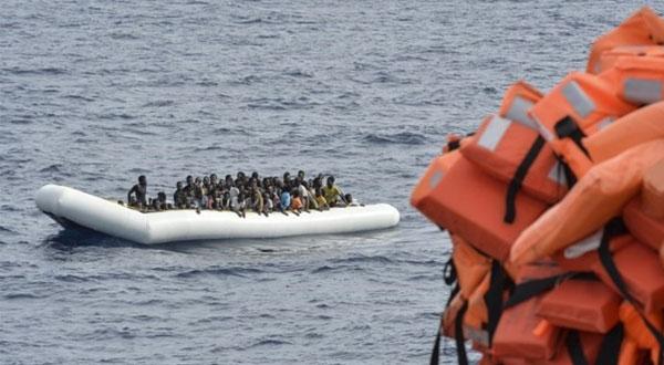 فقدان أكثر من مئة مهاجر قبالة السواحل الليبية الغربية