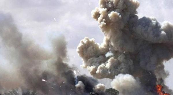 غارات أمريكية على معسكر لداعش شرق مدينة سرت الليبية