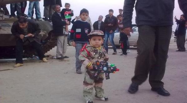 اليونيسيف تدعو لحماية أطفال ليبيا