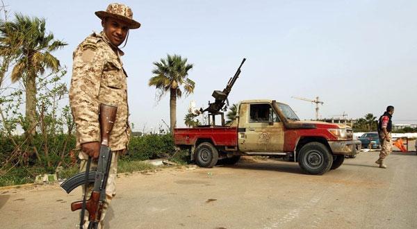 الجيش الليبي يتقدّم نحو سرت