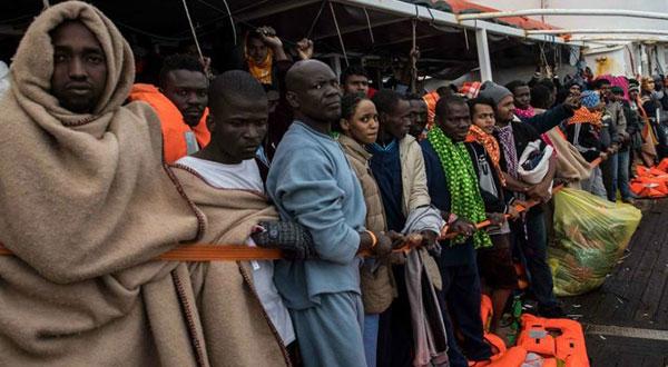 ليبيا :حكومة الثني تتهم حكومة السراج بوقوفها وراء 'أسواق العبيد'