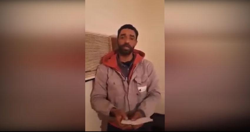 فيديو..بماذا يطالب خاطفو التونسيين في مدينة الزاوية؟