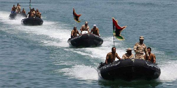 تحذير مراكب الصيد البحري التونسية من خطورة الاقتراب من المياه الليبية