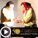 En vidéo : Le come back de Lamine Nahdi avec Lila Ala Dalila