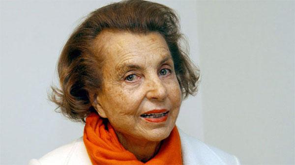 Liliane Bettencourt, héritière de L'Oréal et femme la plus riche de France est morte
