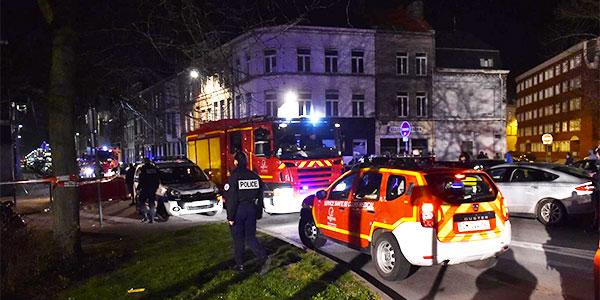 Trois blessés légers après des coups de feu tirés à Lille
