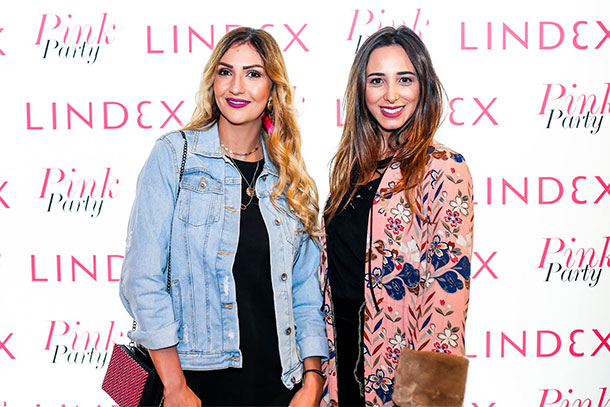 En photos : Lindex Pink Party @La closerie au profit de l'association Nourane pour la prévention du cancer