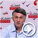 مرشّح قائمة حركة التونسي بدائرة القيروان : صوتو لقائمتنا والتي شعارها رأس الحصان