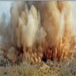 وفاة 3 نساء في انفجار لغم في القصرين
