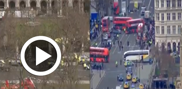En vidéo...Attaque à Londres : Témoignage d'un député présent à l'intérieur du Parlement