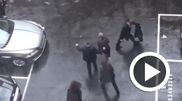 Attaque de Londres : Une vidéo montre comment la Première ministre britannique a été exfiltrée