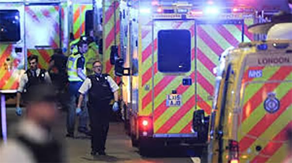 Attentats de Londres: Daech revendique