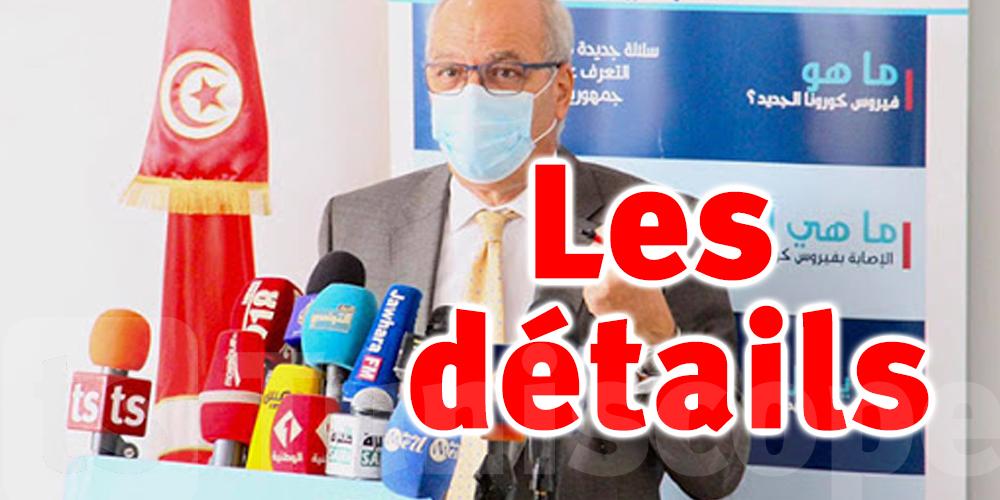 Louzir : Nous allons vacciner 50% des Tunisiens à cette date