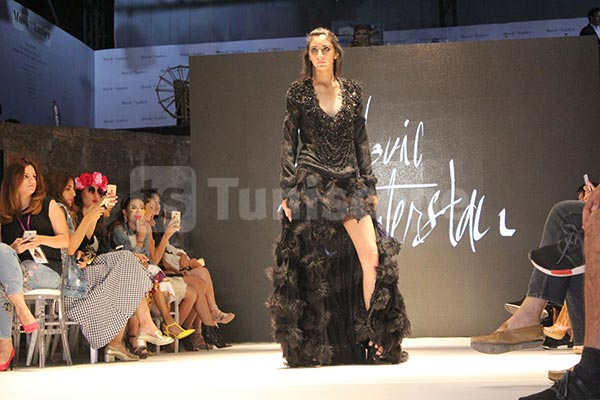 Tunis Fashion Week : Défilé de Ludovic Winterstan