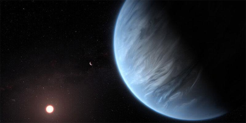 إنجاز غير مسبوق.. اكتشاف مياه على كوكب خارجي لأول مرة في العالم!