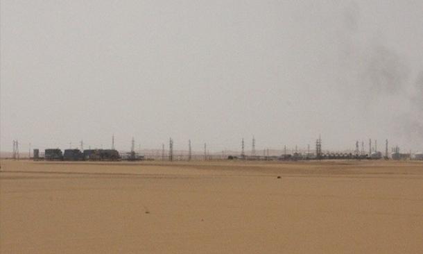 توقف إنتاج حقل الشرارة النفطي جنوبي طرابلس