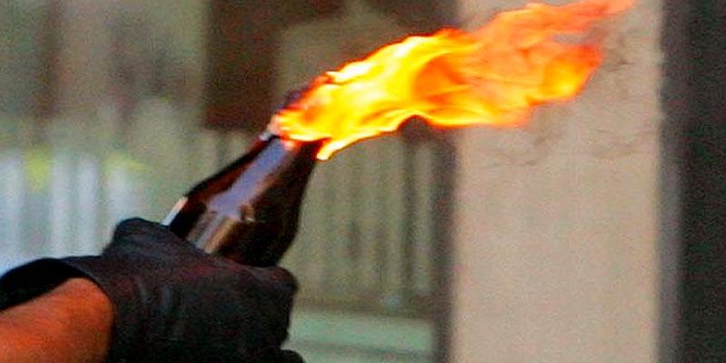 Un lycéen arrêté en possession de cocktails Molotov à Sousse