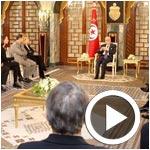 Béji Caid Essebsi : nous oeuvrons pour préparer une jeunesse formée capable de prendre la relève