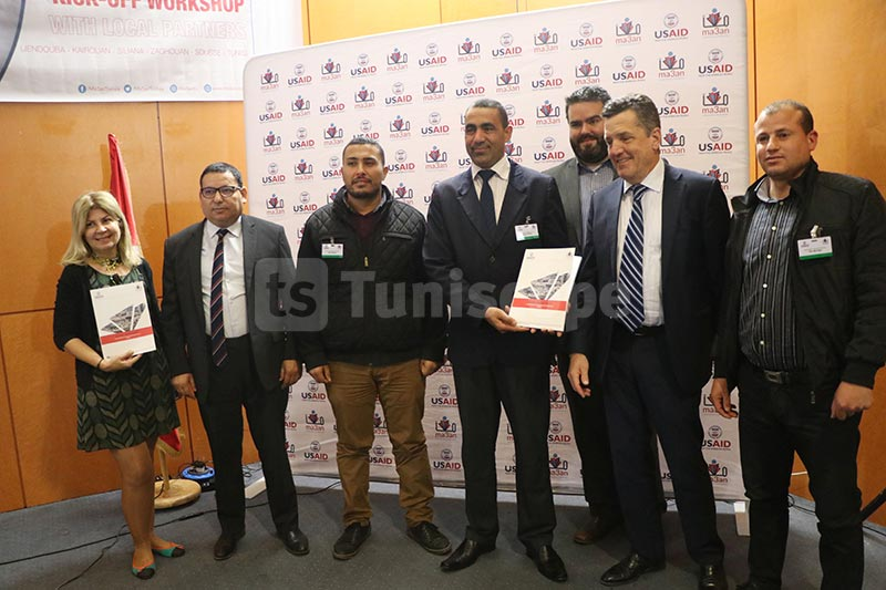 بالصور: برنامج ''معا'' لتمكين المجتمات المحليّة في تونس