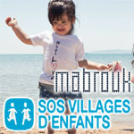 Mabrouk s'engage et s'associe à SOS Villages d'enfants
