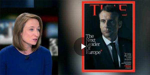 En vidéo : Macron, futur leader de l'Europe si il arrive d'abord à diriger la France