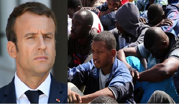 Emmanuel Macron qualifie de « crimes contre l'Humanité » les faits d'esclavage en Libye